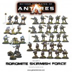 Refit: Antares Armies – Boromite Skirmish Force