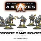 Antares: The Complete Boromites