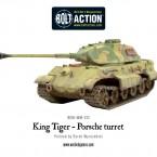 New: King Tiger (Porsche Turret)