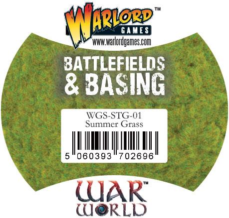 WGS-STG-01 Summer Grass