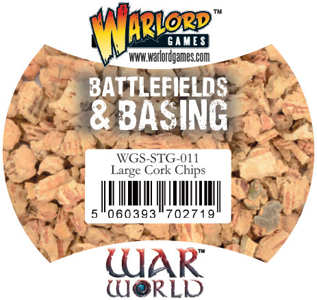 WGS-STG-011 Large Cork Chips