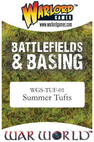 WGS-TUF-01 Summer Tufts