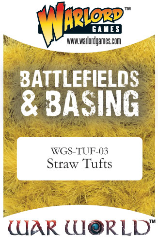 WGS-TUF-03 Straw Tufts