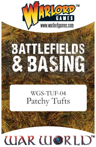 WGS-TUF-04 Patchy Tufts