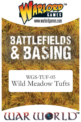 WGS-TUF-05 Wild Meadow Tufts