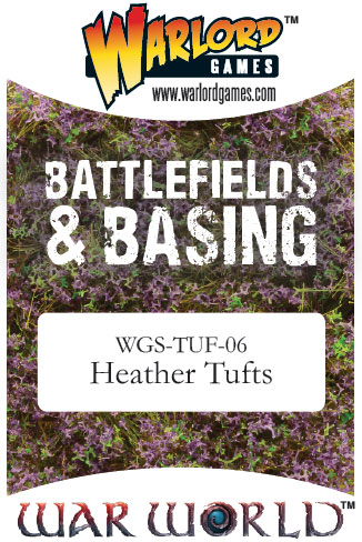 WGS-TUF-06 Heather Tufts