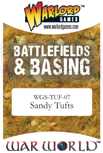 WGS-TUF-07 Sandy Tufts