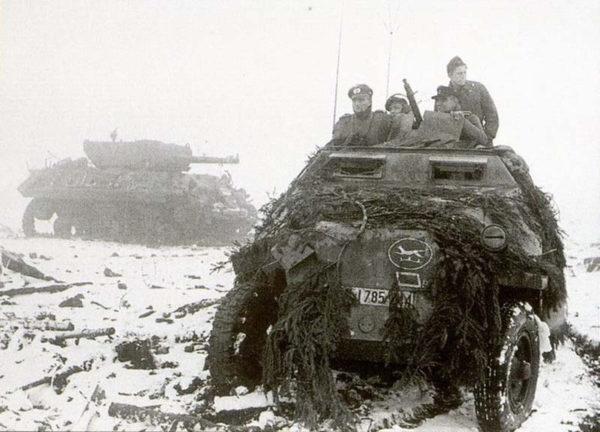 116th Panzer Div Ardennes
