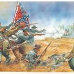 Preview: American Civil War Book Cover Art