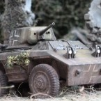Captured: M8 Greyhound