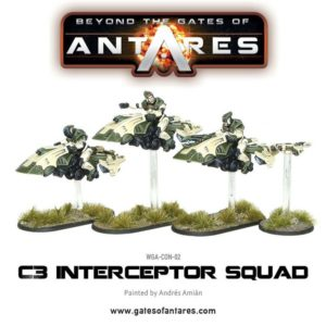 C3 Interceptor Squad box 2