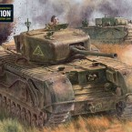 Preview: Plastic Churchill/AVRE Artwork
