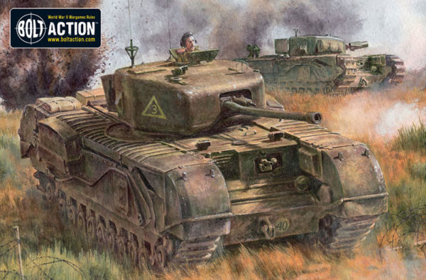 Churchill-Tank-Artwork