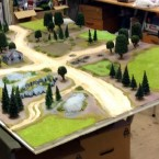 Bolt Action project: Portinhoikka crossroads