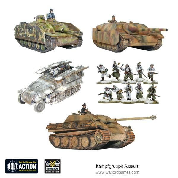 Kampfgruppe Assault