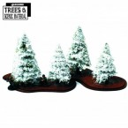 New: 4Ground Fir Trees