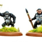 Preview: Savage Core Models – Simians