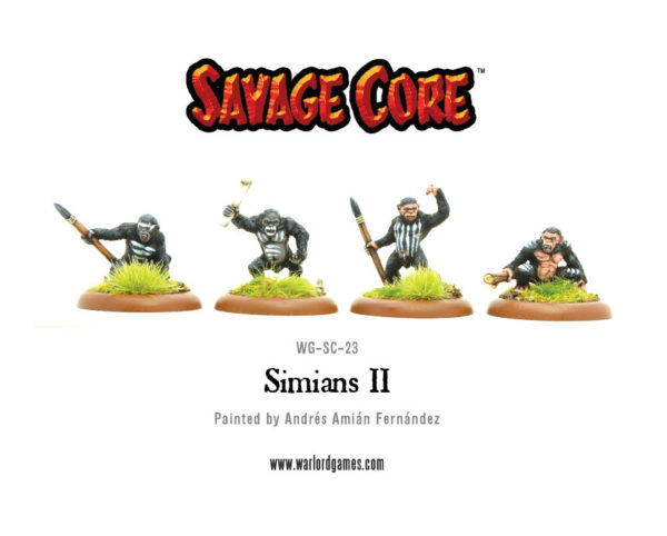 Savage Core ! WG-SC-23-Simians-II-front1-600x482