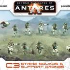 Pre Order: Concord Strike Squad plastic set