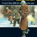 New: US Army Infantry in Winter Clothing