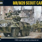New: M8/M20 Greyhound Armoured Car