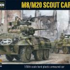 New: M8/M20 Greyhound Armoured Car