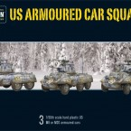 New: M8/M20 Greyhound Scout Car Squadron