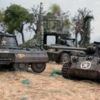 Tactics: US Armoured Recce force