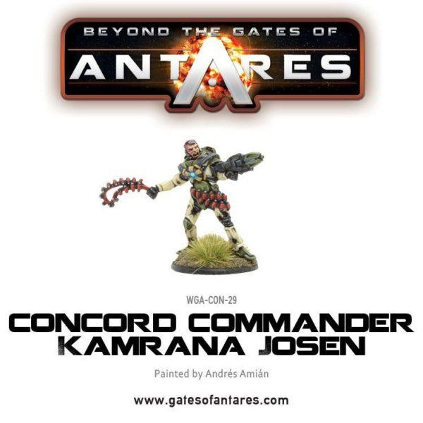 Concord Commander KamrananJosen