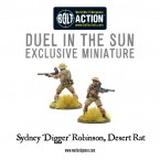 Spotlight: Sydney 'Digger' Robinson