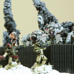 New: Commander Kamrana Josen and C3 Strike Squad with Drones