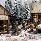 Showcase: Winter Soviet Infantry