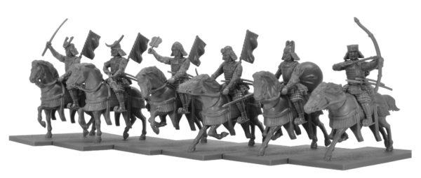 Samuri Cavalry WGF box content