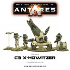 Pre-Order: Concord Support Force with X-Howitzer!