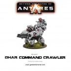 Pre-Order: Ghar Support Force with Command Crawler!
