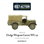 New: Dodge Weapons Carrier WC-51