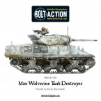 New: M10 Tank Destroyer Platoon!