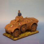 Showcase: Autoblinda AB41 Armoured Car