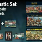 Free Plastic Kit with System Starter Sets!
