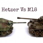 Head to Head: Jagdpanzer 38t Hetzer Vs M18 Hellcat!
