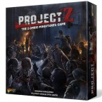 New: Project Z! Zombie Horde and Male Survivors