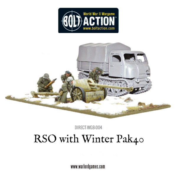 DIRECT-WGB-004 RSO with Winter Pak40