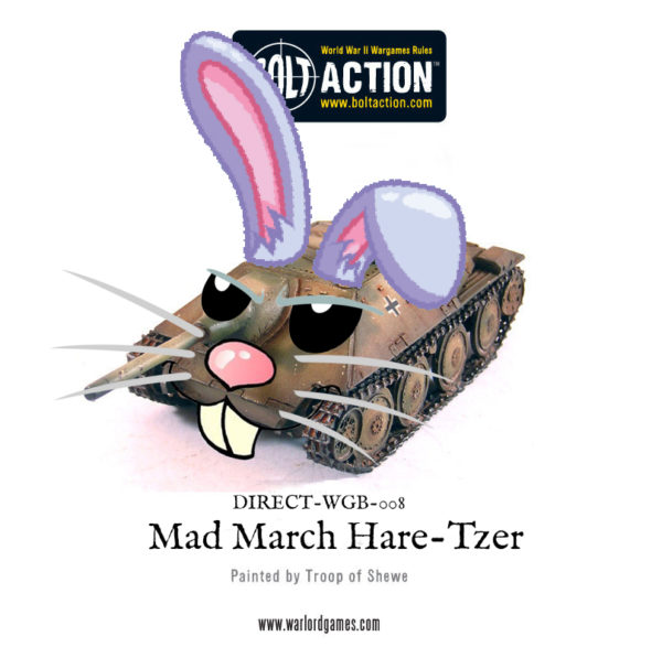 DIRECT-WGB-008 - Mad March Hare-tzer