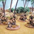Painting Guide: Deutsches Afrika Korps Kradschützen
