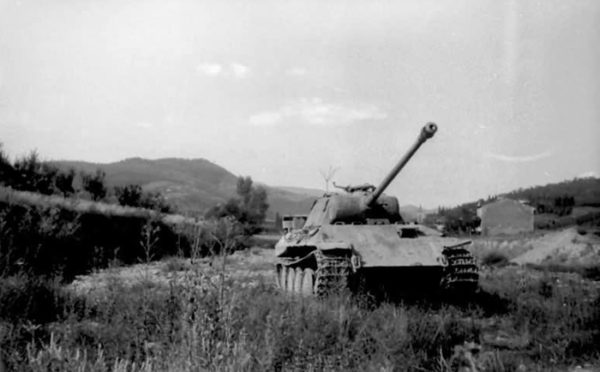 Panther_tank_ww2_Italy