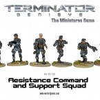 New: Terminator Genisys Resistance Command