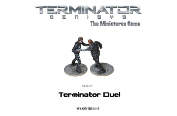 RH-TG-123 - Terminator Duel
