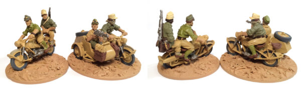 Vallejo AFV Painting System GERMAN AFRIKA KORPS Acrylic ...