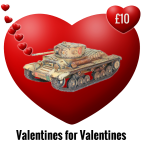 Get a Valentine for Valentines!