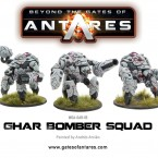 New: Ghar Command Crawler and Bomber Squads!